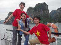 ベトナムの旅