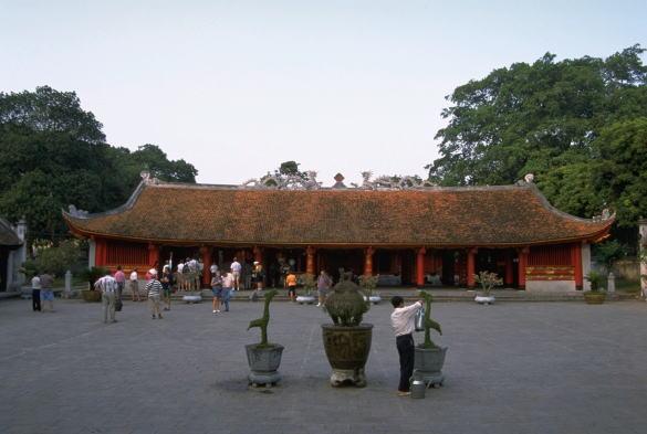 ハノイ文廟